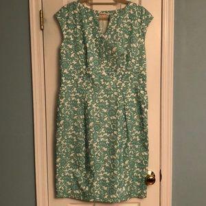 Merona Teal Dress